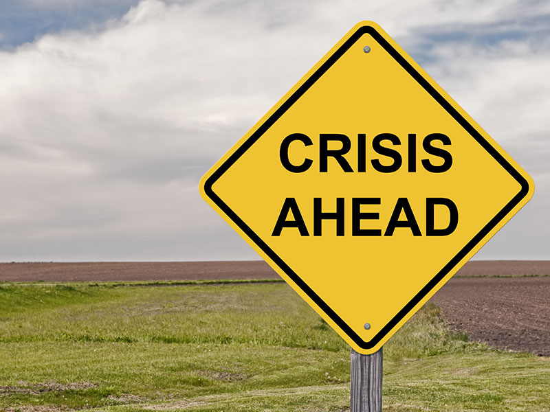 How to manage a business crisis